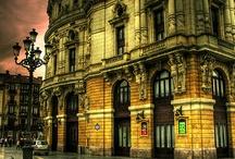 To Do In Spain / Spainventures in Bilbao / by Jillian Leslie