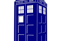 Doctor Who stuff / by Brindy Wilson