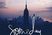 New York!!! / by hanoola grec