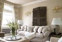 Window Treatments & Curtains / by Brooke Wise