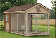 Dog Kennels / by Marty Hill
