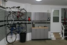 Garage Ideas / by Anthony Hall