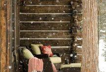Winter / by Daune Pitman | Cottage in the Oaks