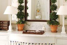 Bathrooms / by Amy@11MagnoliaLane