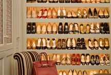 ideas | closet / by Kathy Rossy