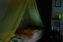 bedrooms / by Gina Anderson