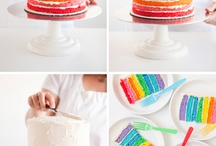 Cakes  / I am always looking for neat cakes and cupcakes. I am afraid Pinterest is going to be addicting!  / by Nancy Miles