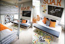 Dominic's Room Ideas / by Kristin Llorente