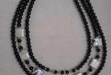 Beaded necklaces, pendants, sets / by Renee Thomas