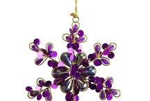 Beaded Ornaments/Ornaments / by Janet Fink