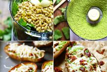 Food Blogger Recipes we <3 / A collection of recipes from food bloggers we love that inspire our cravings, our blog posts, our nightly dinners and more. / by The Pasta Shoppe
