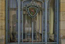 Awe Inspiring Doors and Doorways / by Julie O'Day Whitt