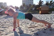 Fitness / by Kristin Surdam