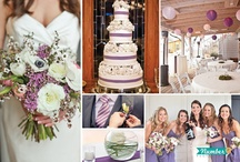 Wedding Color Combos / We see all types of interesting color combos and arrangements. Hopefully, some of past brides will inspire new brides.  / by Number 9 Photography