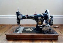 Sew / sewing inspiration. items to sew. / by Kim the Dreamer