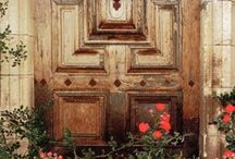 Doors and more doors / by Gayle Bryan