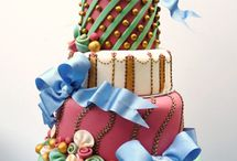 Cakes and cakes / by Suraiya Sayed-Tohamy
