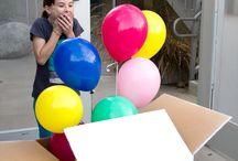 Birthday surprises / Birthday surprises / by Tricia Duke Coomer