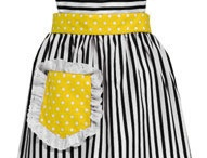 Apron Love / all kinds of adorable aprons / by Beth Joest