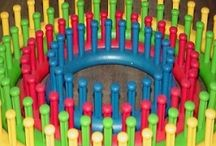 Knifty Knitter Round and Long Loom Patterns / by Tonya Nunn