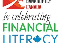 Financial Literacy Month #FLM2013 / November is Financial Literacy Month in Canada; the perfect time for Canadians of all ages to enhance their financial know-how. At Personal Bankruptcy Canada, we believe EVERY MONTH SHOULD BE FINANCIAL LITERACY MONTH.   / by Personal Bankruptcy Canada