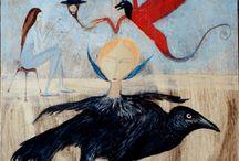 Leonora carrigton / by Caroline GIL