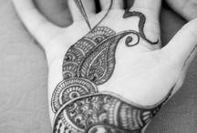 ~H E N N A~ ~M E H E N D I~ ~T A T T O O~ / by Maryam Ahmad