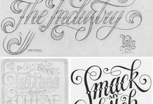 Typography / by Andressa Duran
