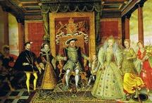 The Tudors / by Angela Taylor