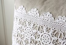 Pillows  / by Sue Hart-Somerville