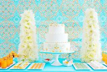 Dessert Tables | Party Themes / Party treat and dessert tables, buffets, and different party themes. / by Sharon Chase Events
