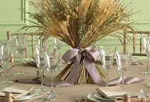 Beautiful table decorations / by Belinda Bosch