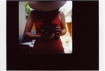 Girls + Their Cameras / by Jill Harrison