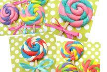 Sweet Treats / by Kimmi Levinson