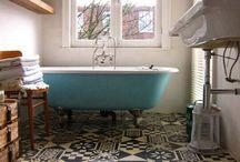 Bathrooms / by Sarahneeya Chakkaphak