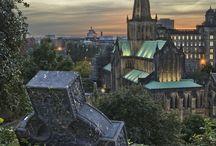 Glasgow / by Allison Templeton