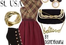 Disney Fashion / by Amy Ault