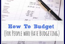 Budgeting / by Ashlee Cox