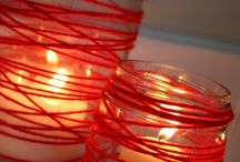 candles / by Kristy Barreda
