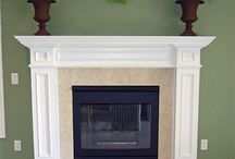 fireplaces / by Amber Carpenter