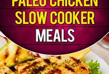 Paleo recipes / by Dawn Tremblay Cullinan