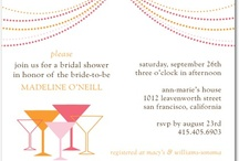 Invitation Love / by Ashley Berger - - Sweetpea Lifestyle