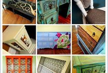Furniture / by Jeannie Stogsdill