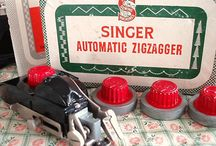 Vintage: Accessoires / Sewing attachments / by Odile Berget