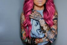 tattoos / Tattoos, piercings and body modifications.   BEAUTIFUL. <3 / by Rachel Butler