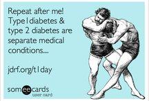 Type 1 diabetes / by Rebecca Marcincavage