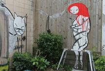 Cool Street Art / by Matt Crawford