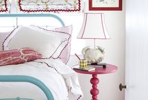 For the Home: The Girl Rooms / by P R