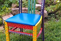 Funky Fun Furniture!! / by Linda T