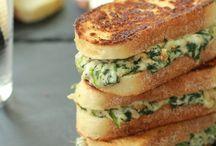 Food: Sandwiches / by reJoyce